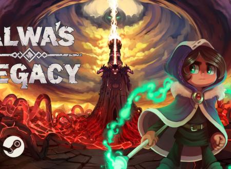 Alwa's Legacy: il titolo in arrivo nell'estate 2020 sull'eShop di Nintendo Switch