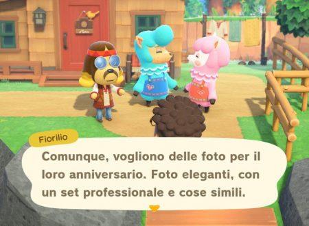 Animal Crossing: New Horizons, annunciato l'arrivo NPC come Volpolo, Florilio, Alpaca e Merino con un update