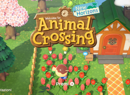 Animal Crossing: New Horizons, ora disponibile la versione 1.1.3 sui Nintendo Switch europei