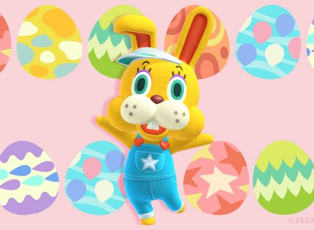 Animal Crossing: New Horizons, ora disponibile l'evento: Caccia all'uovo di Ovidio