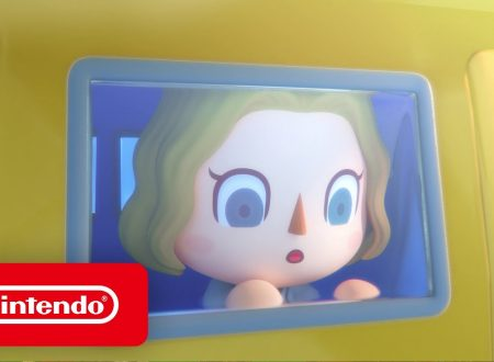 Animal Crossing: New Horizons, pubblicato il video commercial, Island Life is Calling!
