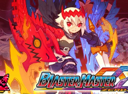 Blaster Master Zero 2: uno sguardo in video al DLC della Empress di Dragon Marked for Death su Nintendo Switch