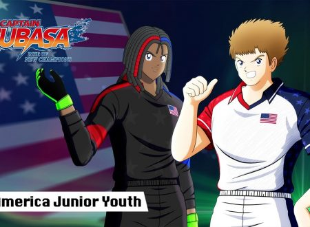 Captain Tsubasa: Rise of New Champions, pubblicato un trailer sull'American Junior Youth team