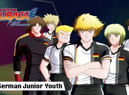Captain Tsubasa: Rise of New Champions, pubblicato un trailer sul German Junior Youth team