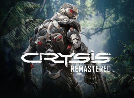 Crysis Remastered: il titolo annunciato ufficialmente per l'arrivo in estate su Nintendo Switch