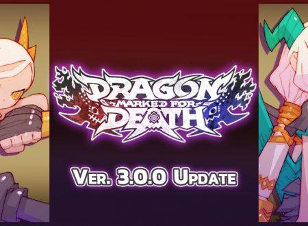 Dragon: Marked for Death: la versione 3.0.0 ora disponibile su Nintendo Switch