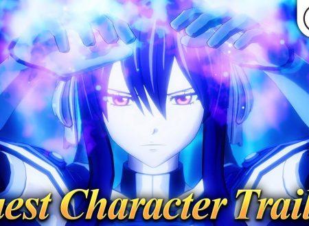 Fairy Tail: pubblicato un nuovo trailer dedicato ai Guest Characters