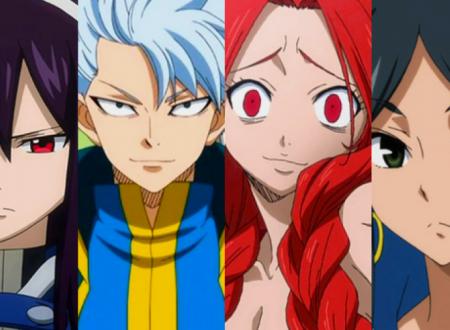 Fairy Tail: svelata la presenza di Ultear Milkovich, Lyon Vastia, Flare Corona e Minerva Orland
