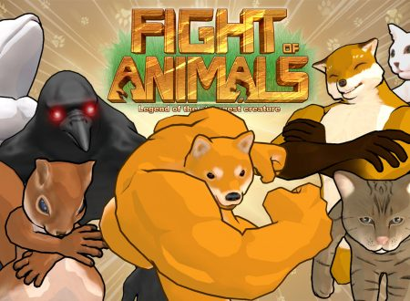 Fight of Animals: uno sguardo in video al titolo dai Nintendo Switch europei