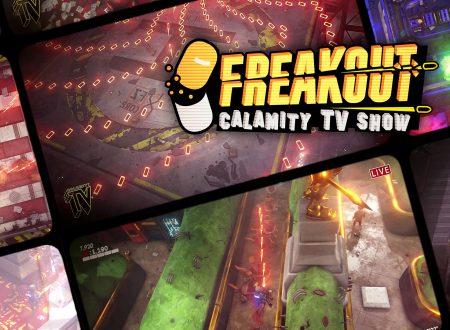 Freakout: Calamity TV Show, uno sguardo al titolo dai Nintendo Switch europei