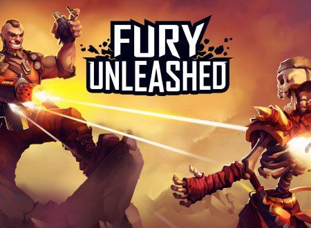 Fury Unleashed, uno sguardo in video al titolo dai Nintendo Switch europei
