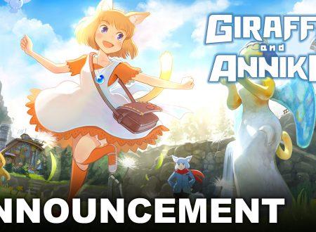 Giraffe and Annika: il titolo in arrivo il 28 agosto sui Nintendo Switch europei