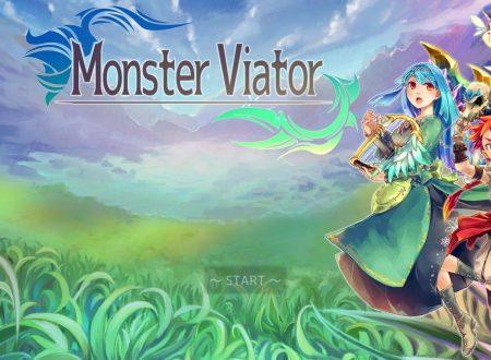 Nintendo Switch: svelati i filesize di Monster Viator, Fight of Animals ed altri titoli