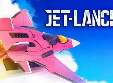 Jet Lancer: il combat shooter in arrivo il 12 maggio sull'eShop di Nintendo Switch