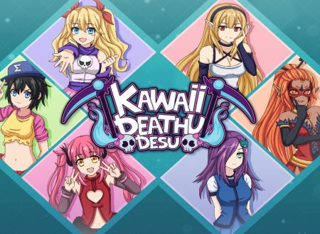 Kawaii Deathu Desu: uno sguardo in video al titolo dai Nintendo Switch europei