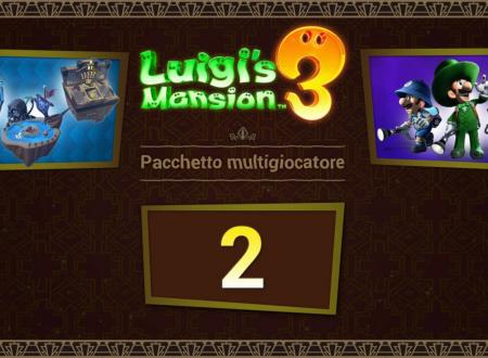 Luigi's Mansion 3: il titolo aggiornato alla versione 1.4.0 sui Nintendo Switch europei