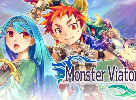 Monster Viator: uno sguardo in video al JRPG di KEMCO sui Nintendo Switch europei