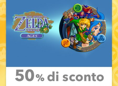 My Nintendo: nuovi sconti per The Legend of Zelda: Oracle of Seasons e Ages ed altri