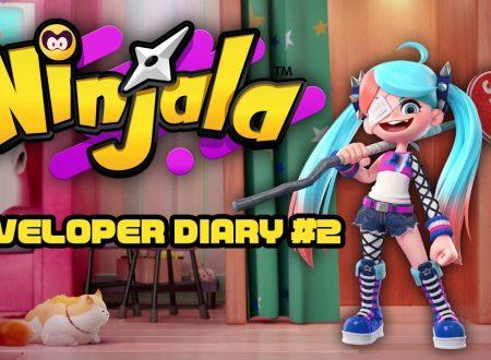 Ninjala: annunciato l'arrivo di una open beta su Nintendo Switch a fine aprile