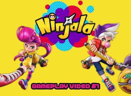 Ninjala: pubblicato un nuovo gameplay trailer dedicato al titolo per Nintendo Switch