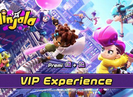 Ninjala: uno sguardo in video alla beta VIP Experience dai Nintendo Switch europei
