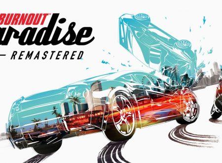 Nintendo Switch: svelati i filesize di Burnout Paradise Remastered,MotoGP 20 ed altri titoli