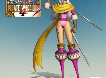 One Piece: Pirate Warriors 4, svelato l'arrivo di Charlotte Smoothie in estate