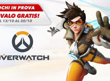 Overwatch: il titolo in arrivo tra i Giochi in prova con il Nintendo Switch Online