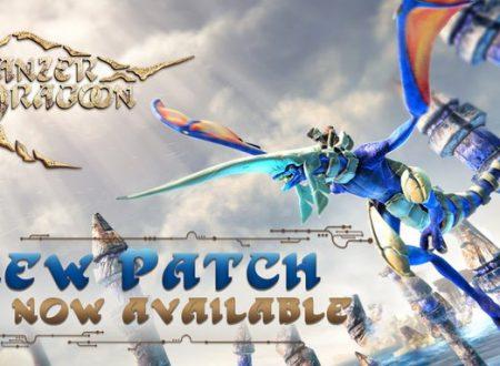 Panzer Dragoon: Remake, il titolo aggiornato alla versione 1.3.0 sui Nintendo Switch europei