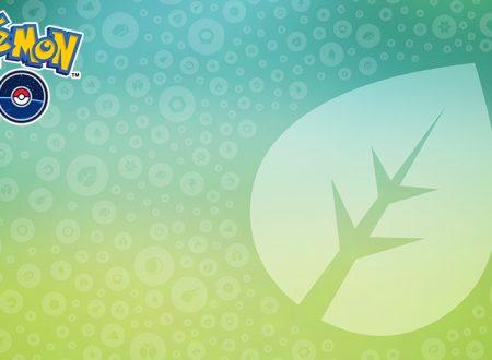 Pokémon GO: svelati i cambiamenti per gli attacchi per il mese dedicato al tipo Erba