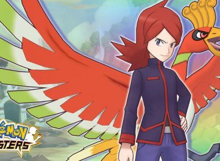 Pokémon Masters: Argento e Ho-Oh e Adriano e Milotic in arrivo nel titolo mobile