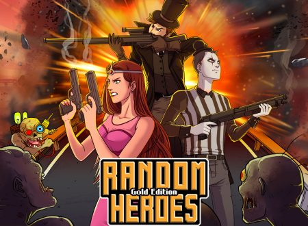 Random Heroes: Gold Edition, uno sguardo in video al titolo dai Nintendo Switch europei