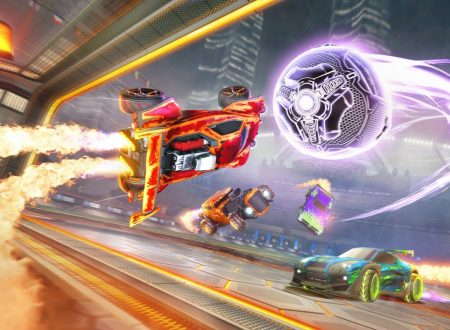 Rocket League: la Heatseeker Mode in arrivo il 16 aprile su Nintendo Switch