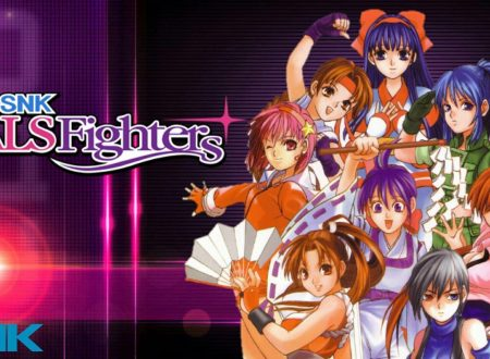 SNK Gals' Fighters: il titolo misteriosamente scomparso dall'eShop europeo di Nintendo Switch