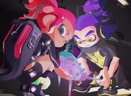 Splatoon 2: il titolo sarà aggiornato alla versione 5.2.0 su Nintendo Switch il 22 aprile