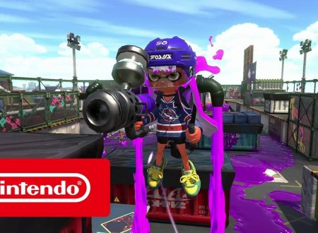 Splatoon 2: una demo speciale ora disponibile su Nintendo Switch