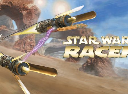 STAR WARS Episode I Racer, uno sguardo in video al titolo dai Nintendo Switch europei