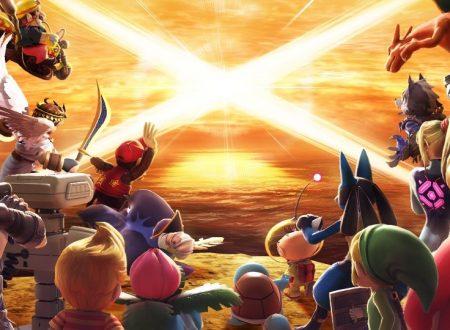 Super Smash Bros. Ultimate: svelato l'arrivo del torneo: Brawl o niente!