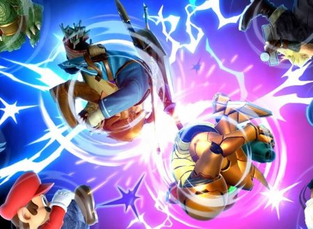 Super Smash Bros. Ultimate: svelato l'arrivo del torneo: Gira, gira, gira!