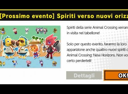 Super Smash Bros. Ultimate: svelato l'arrivo dell'evento degli spiriti: Spiriti verso nuovi orizzonti
