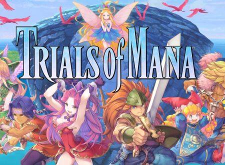 Trials of Mana, il giro delle recensioni per il JRPG di Square Enix su Nintendo Switch