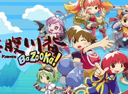 Umihara Kawase BaZooKa!!: uno sguardo in video alla demo dai Nintendo Switch giapponesi