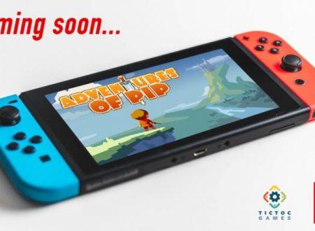 Adventures of Pip: il titolo in arrivo prossimamente anche su Nintendo Switch