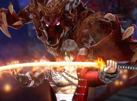 Bloodstained: Ritual of the Night, il titolo aggiornato alla versione 1.10 sui Nintendo Switch europei