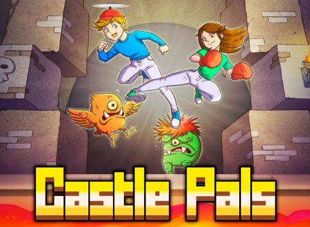 Castle Pals: uno sguardo in video al titolo dai Nintendo Switch europei