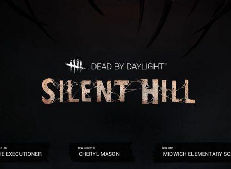 Dead By Daylight: annunciato il crossplay e rivelato il nuovo DLC con Pyramid Head da Silent Hill