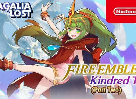 Dragalia Lost: svelato l'arrivo del Summon Showcase, Fire Emblem: Kindred Ties (Part Two)