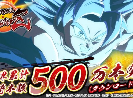 Dragon Ball FighterZ: il titolo supera le 5 milioni di copie vendute in tutto il mondo