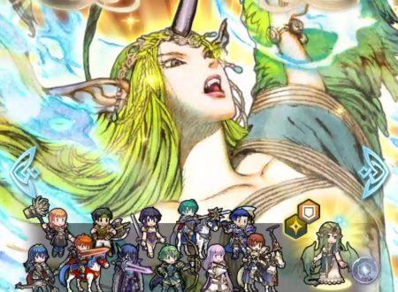 Fire Emblem Heroes: ora disponibile l'eroe mitico: Mila, l'amore divino