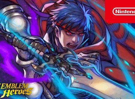 Fire Emblem Heroes: svelato l'arrivo dei Nuovi eroi speciali: il fardello dell'oscurita